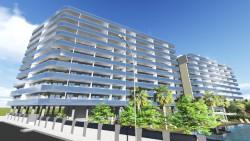 Просторные квартиры 128 кв. метров в Эль Кампельо
