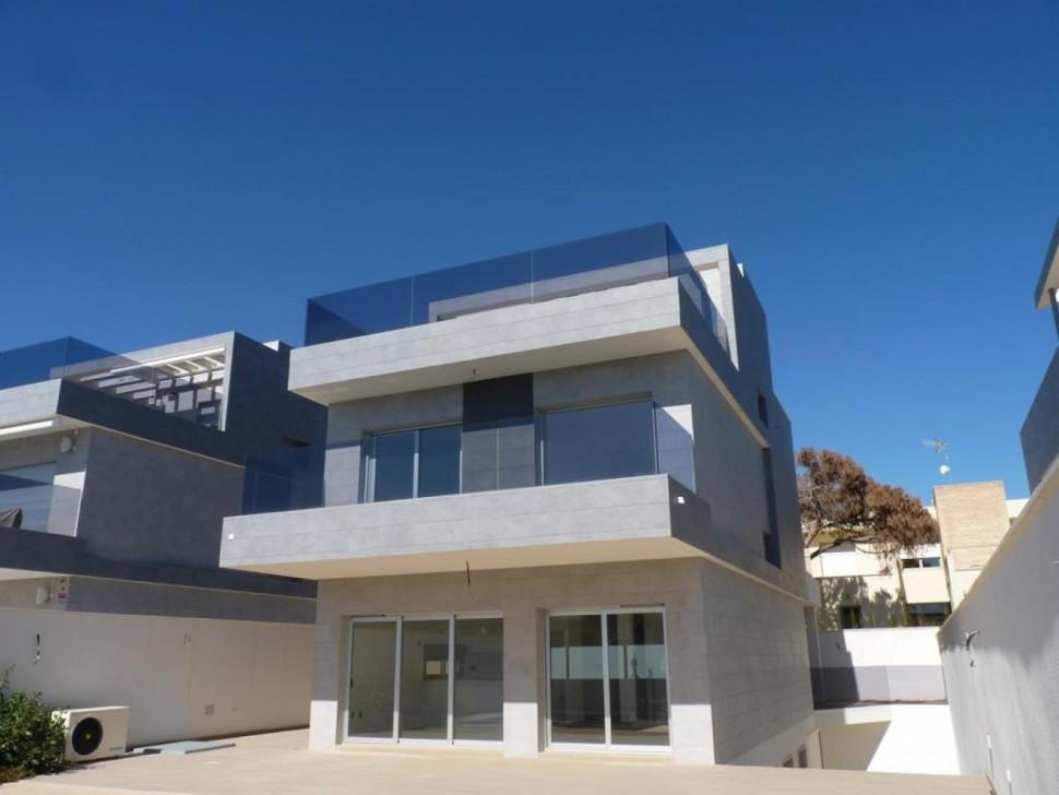 Вилла в жилом комплексе в Торре де ла Орадада