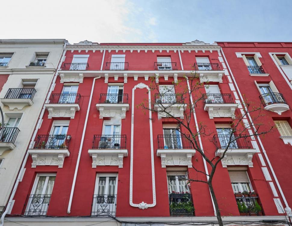 Уютная квартира 43 кв.м. в Мадриде