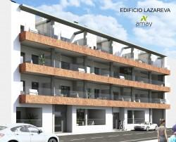 Апартаменты в 100 метрах от Плайя-дель-Кура в Торревьехе