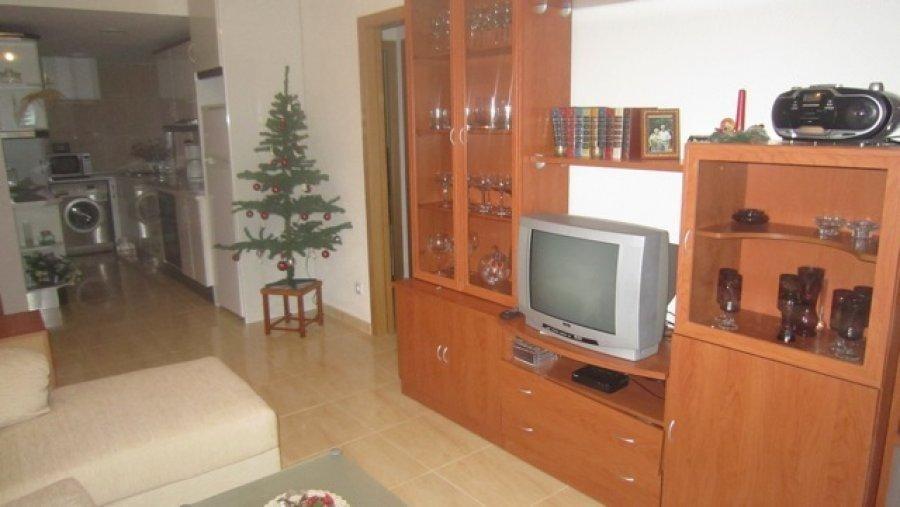 Меблированные апартаменты близко к пляжу в Кальпе