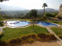 Великолепные апартаменты в Кальпе с роскошным видом на горы