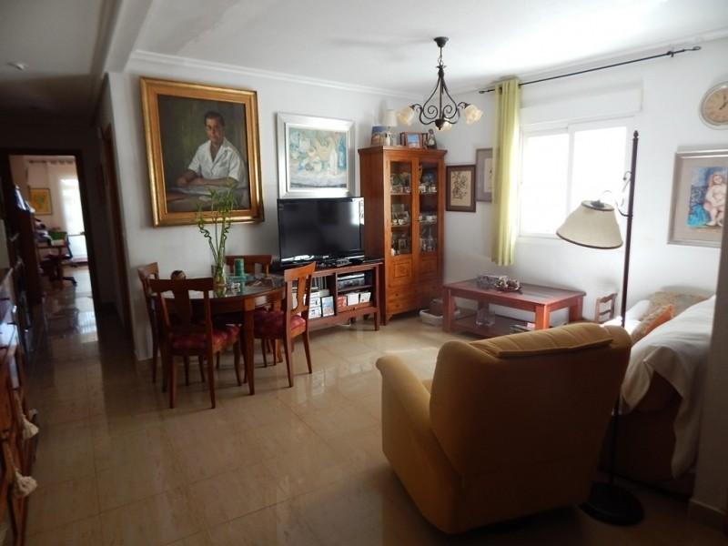 Квартира-пентхаус в центре города Торревьехи