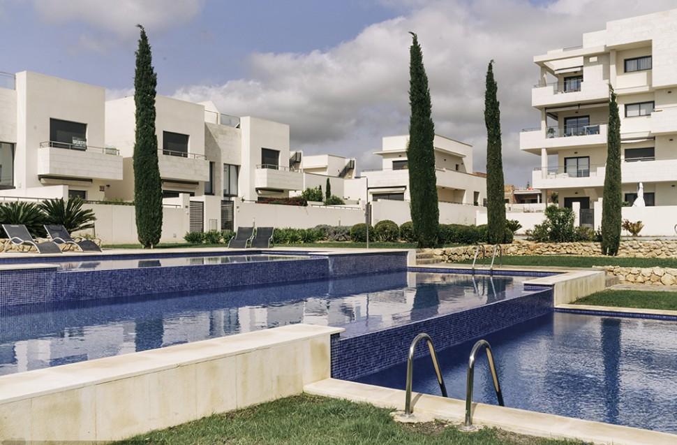 Квартиры 85 кв. метров в Villamartín