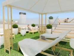 Апартаменты на пляже Эль-Кура в Торревьехе