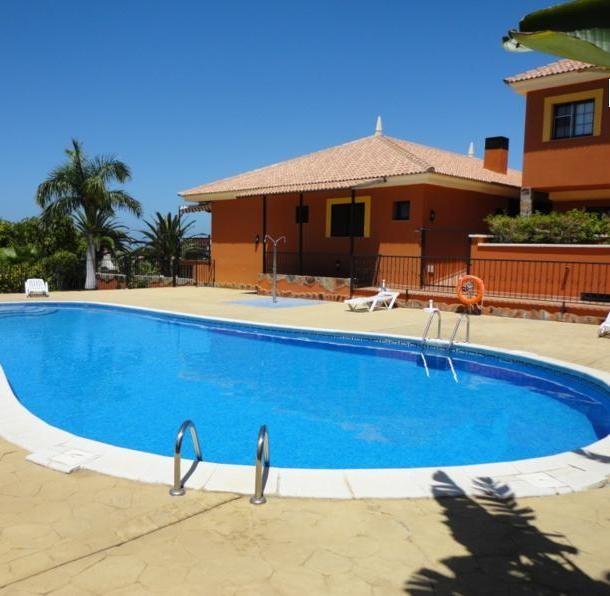 Вилла с мебелью и бассейном в Эль Мадроньяле, Бенахавис ID44