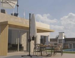 Вилла 100 кв.метров новой постройки в Полопе