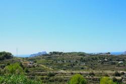 Шикарная вилла с участком земли 11 000 м² в Бенисе