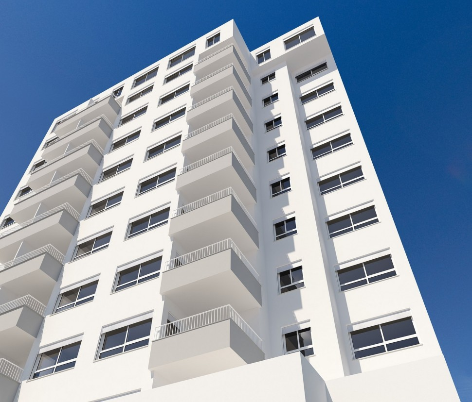Апартаменты 59 кв. метров в Кампоаморе
