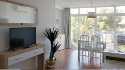 Квартира 70 кв.м в Бенидорме, в 300 м от пляжа Леванте