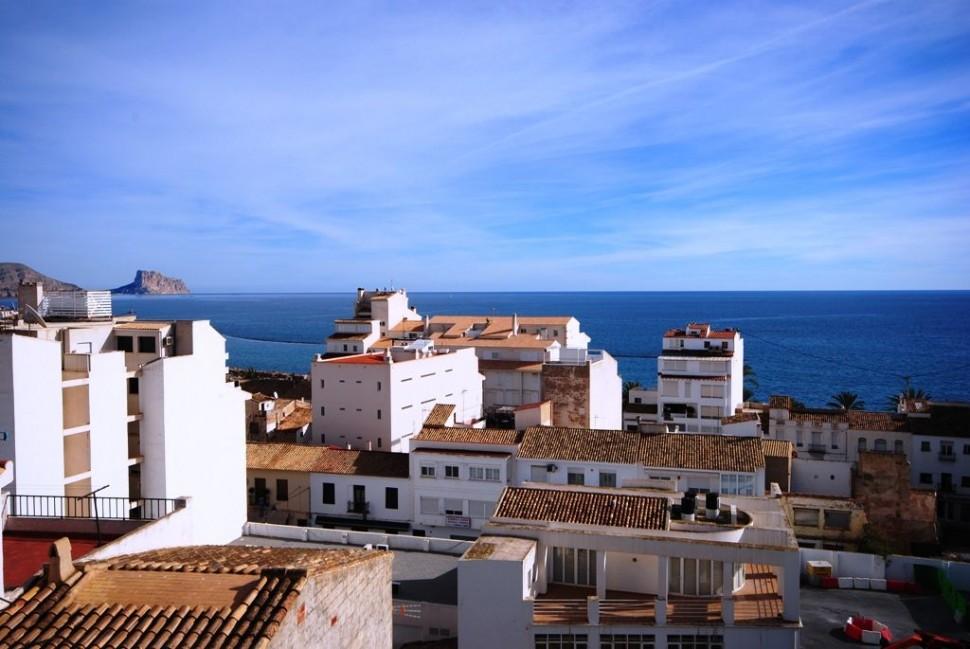 Замечательные апартаменты возле Средиземного моря в Альтеа