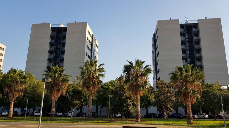 Апартаменты 100 кв. метров в Аликанте