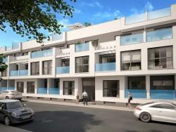 Квартира 98 кв. метров в центре Торревьехи