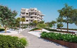 Новая квартира с видом на море в Тарифа ID44