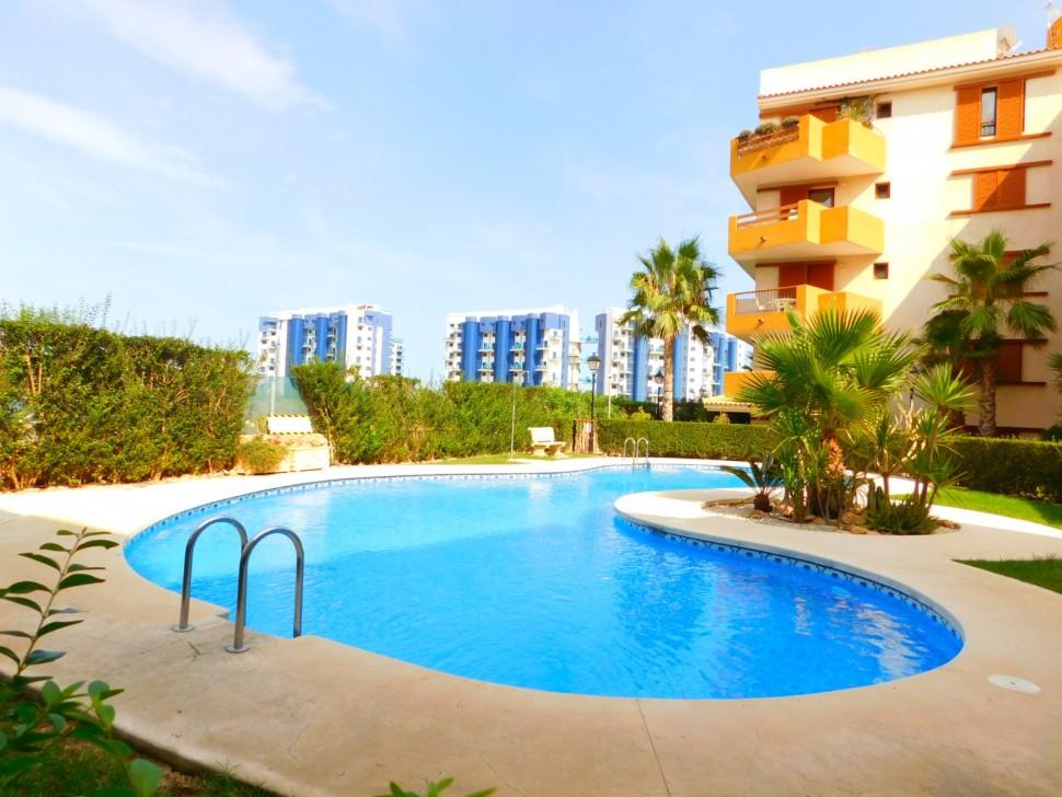 Квартира 74 кв.м. у моря с большой террасой, Пунта Прима