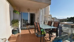 Квартира 135 кв.метров в Кальпе с видом на море