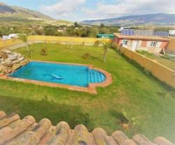 Уютная вилла с бассейном в Тарифе, Коста-де-ла-Лус ID44