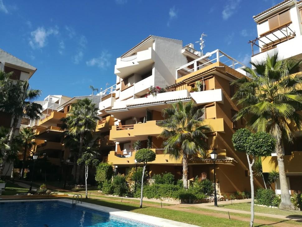 Восхитительные апартаменты в Пунта Прима