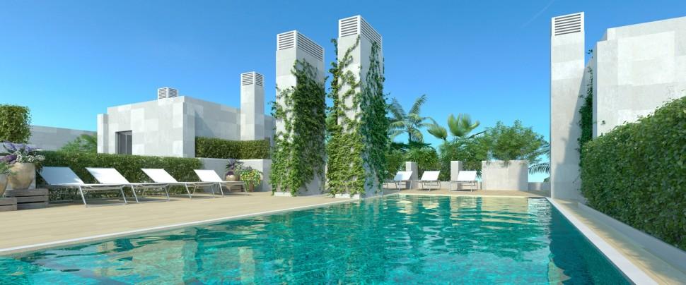 Роскошные апартаменты в центре Аликанте