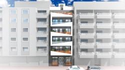 Апартаменты рядом с пляжем Плайя-дель-Кура в Торревьехе