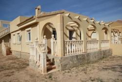 Просторный домик в Балсикас с солярием