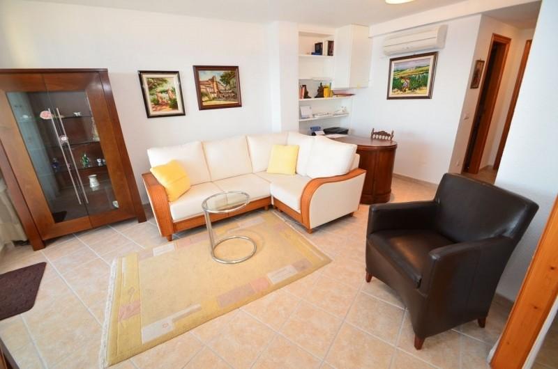 4-х комнатная квартира на 1 линии моря