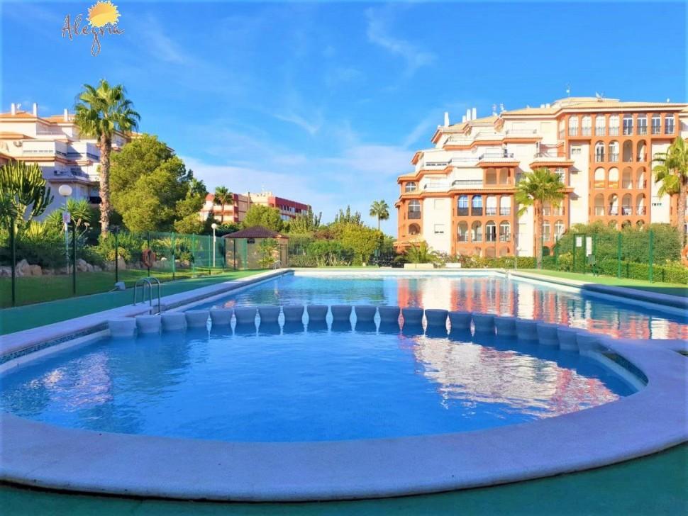 Великолепные апартаменты 75 кв.метров, пляж Aguas nuevas