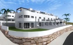 Бунгало в новом жилом комплексе в Бенидорме