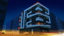 Квартира с уникальным дизайном в Торревьехе