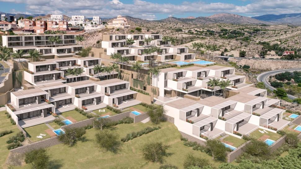 Апартаменты рядом с пляжем Больноу, Вильяхойоса