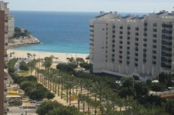 Отличная квартира в 5 минутах от пляжа в Бенидорме