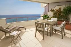 Квартира 78 кв. метров с видом на море в Кальпе