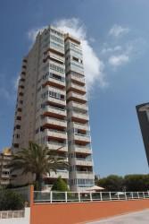 Очаровательные апартаменты на первой линии пляжа в Кальпе
