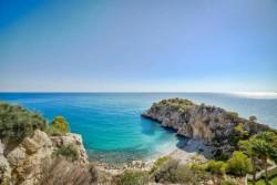 Очаровательные апартаменты на берегу моря в Альтеа