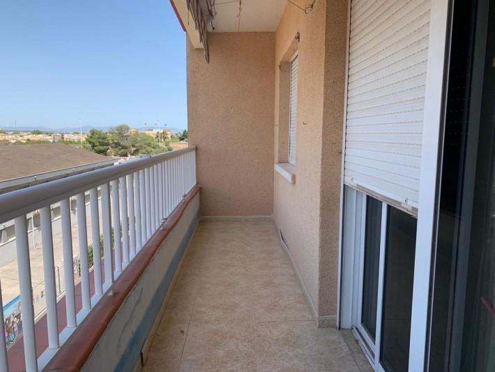 Просторные апартаменты в 450 м от пляжа Асекьон в Торревьехе