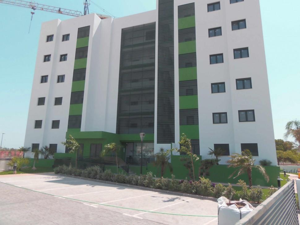 Квартира в новом комплексе в Миль Пальмерас