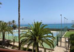 Квартира с террасой и невероятным видом на море, Альбуферета, Аликанте