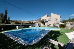 Вилла 210 кв.м. с бассейном Мурсия, Ла Фортуна