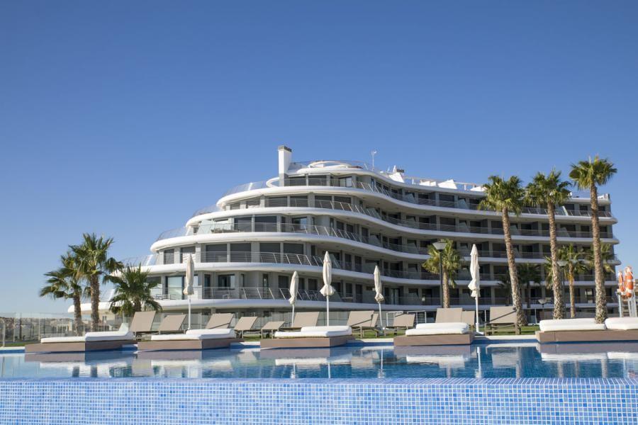 Апартаменты на пляже в Ареналес-дель-Соль