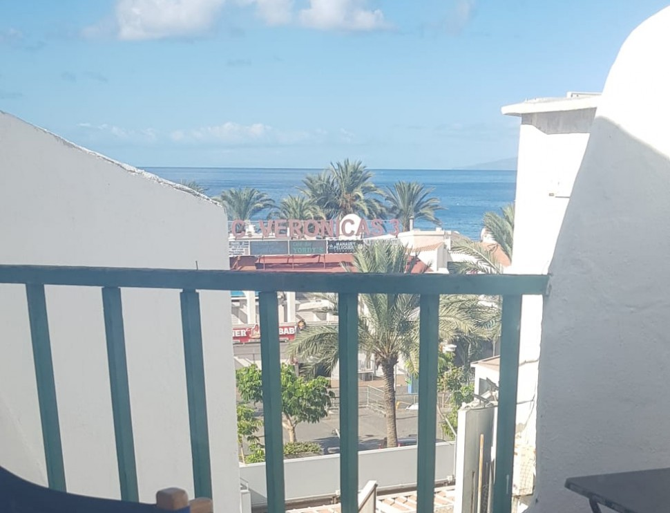 Квартира с видом на море в центре Лас Америкас, Тенерифе