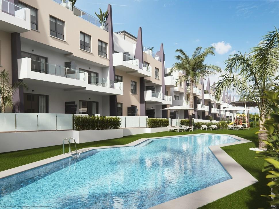 Апартаменты 106 кв. метров в Миль Пальмерас
