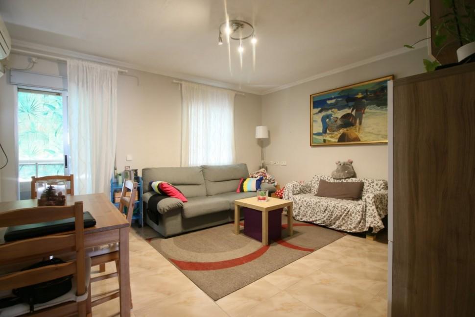 2-х комнатная квартира 81 кв. метров в Аликанте