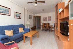 Хорошая квартира 100 кв.метров на пляже Acequion, Торревьеха