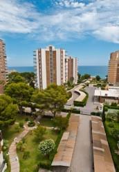 Отремонтированная квартира с панорамным видом, Кампоамор
