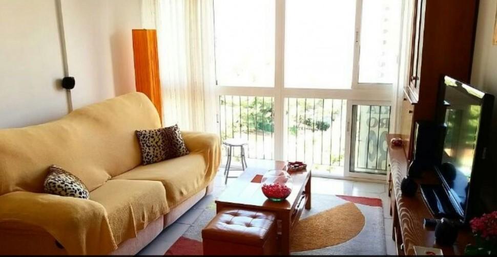 Апартаменты 75 кв.метров в зоне Леванте в Бенидорме