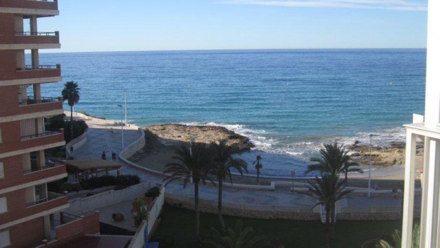 Отличная квартира в Кальпе в 10 метрах от пляжа