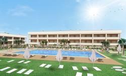 Новые апартаменты в комплексе в Ареналес-дель-Соль