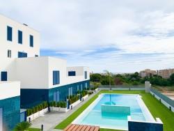 Апартаменты 75 кв.метров в Плайя Фламенко, Ориуэла Коста
