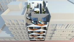 Новые апартаменты 89 кв.метров рядом с пляжем в Торревьехе
