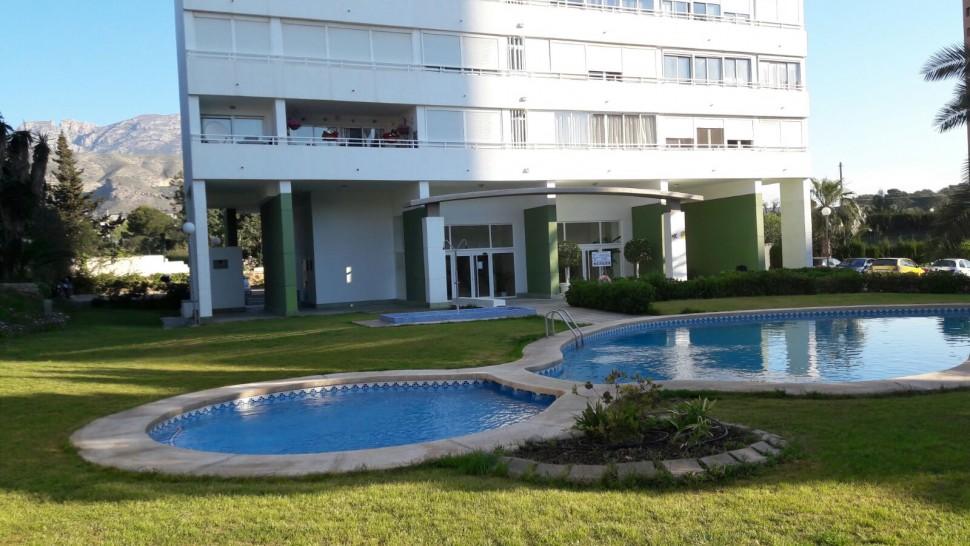 Хорошая квартира в Кала де Бенидорм